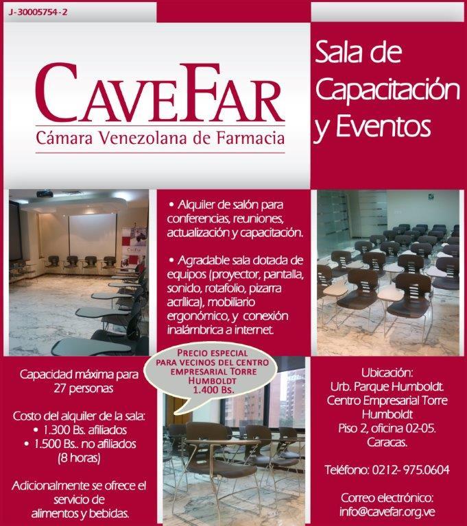 Sala de Capacitacion_CAVEFAR